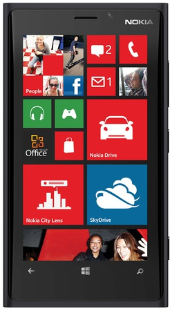 Смартфон NOKIA Lumia 920 Black - Санкт-Петербург